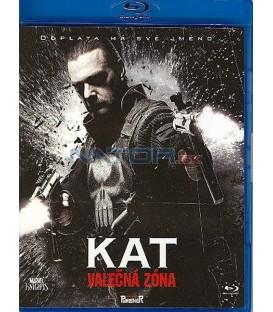 Kat: Válečná zóna Blu-ray (Punisher: War Zone)