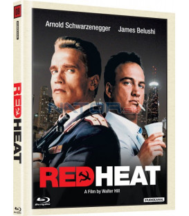 Rudé horko (Red Heat) Blu-ray Digibook