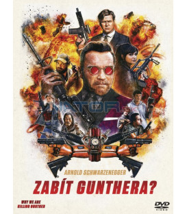 Zabít Gunthera (Killing Gunther) 2017 Arnold Schwarzenegger DVD