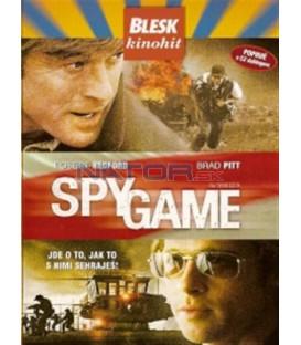 Spy Game DVD