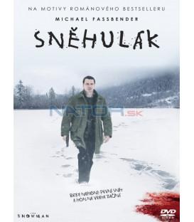 SNĚHULÁK 2017 (The Snowman) DVD