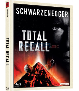 Total Recall (Total Recall) 1990 Blu-ray Digibook