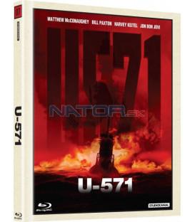 Ponorka U-571 (U-571) Blu-ray Digibook
