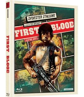 Rambo: První krev 1982 (First Blood) Blu-ray Digibook
