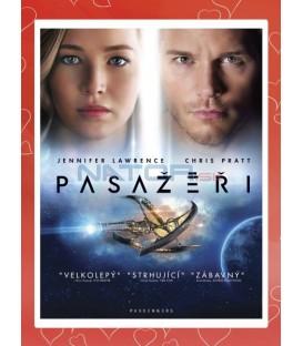 PASAŽÉŘI 2016 (Passengers) DVD Valentyn