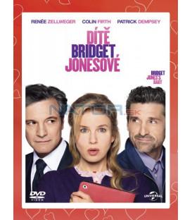 Dítě Bridget Jonesové 2016 (Bridget Joness Baby) DVD Valentyn
