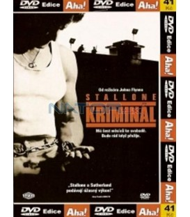 Kriminál (Lock Up) DVD