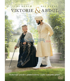 Viktorie a Abdul 2017 (Victoria and Abdul) DVD