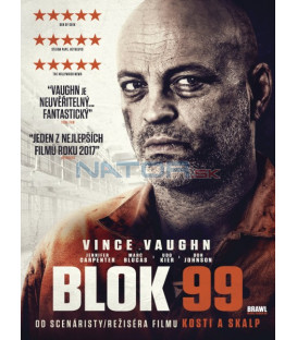 Blok 99 - 2017 (Brawl in Cell Block 99) DVD