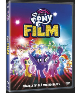 My Little Pony Film 2017 (My Little Pony: The Movie) DVD