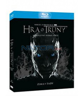 Hra o trůny 7. série (Game of Thrones Season 7) Blu-ray (3 X BD) (VIVA BALEní)