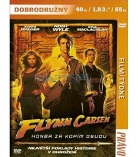Flynn Carsen: Honba za Kopím osudu(Librarian: Quest for the Spear, The)