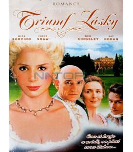 Triumf lásky (The Triumph of Love) DVD