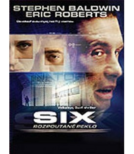 SIX: Rozpoutané peklo (Six: The Mark Unleashed) DVD