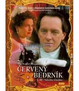Červený bedrník - 2. díl (The Scarlet Pimpernel) DVD