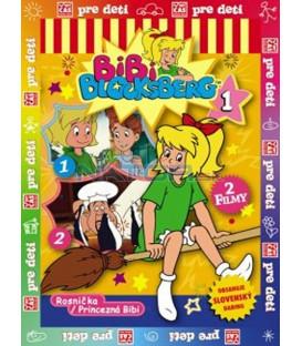 Bibi Blocksberg 1 (Bibi Blockberg 1) DVD