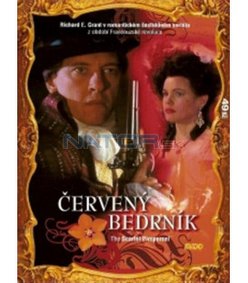 Červený bedrník - 1. díl (The Scarlet Pimpernel) DVD