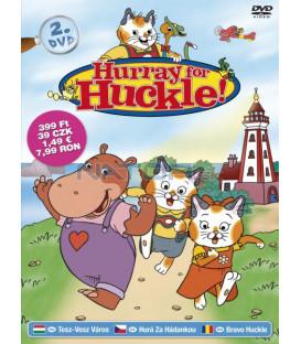 Hurá za hádankou - 2. DVD (Hurray for Huckle!) DVD