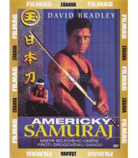 Americký samuraj DVD (American Samurai)