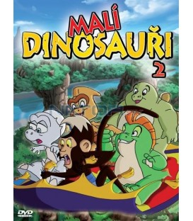 Malí dinosauři 2 DVD