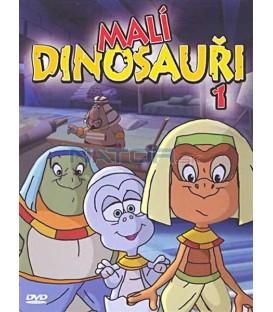 MALÍ DINOSAUŘI 1 DVD