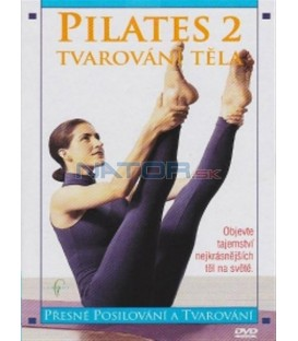 Pilates 2 - Tvarování těla (The Method with Jennifer Kries: Precision Toning)