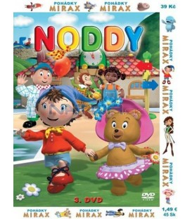 Noddy 3. DVD (Make Way For Noddy)