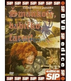 Šmankote, babičko, čaruj! DVD