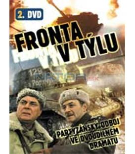Fronta v týlu – 2. DVD (Front za liniej fronta)