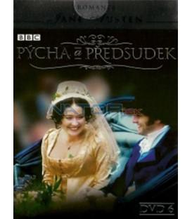 Pýcha a předsudek - DVD 6 (Pride and Prejudice)