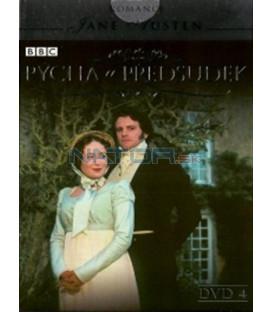 Pýcha a předsudek - DVD 4 (Pride and Prejudice)