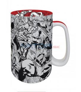 Hrnek Marvel - Ikonické postavy 460 ml