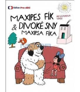MAXIPES FIK & DIVOKE SNY MAXIPSA FIKA DVD