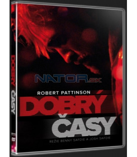 Dobrý časy 2017 (Good Time) DVD