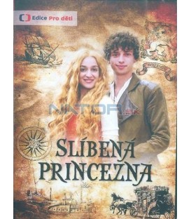 SLÍBENÁ PRINCEZNA  DVD