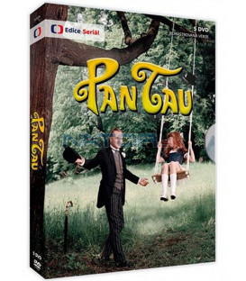 Pan Tau (2017, REMASTER) 5DVD