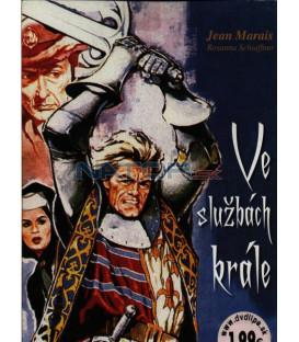 Ve službách krále (Le Miracle des loups) DVD