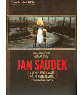 Jan Saudek - V pekle svých vášní, ráj v nedohlednu DVD