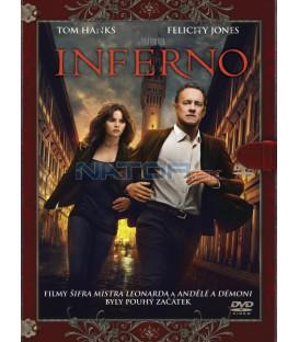 Inferno 2016 Knižní edice DVD