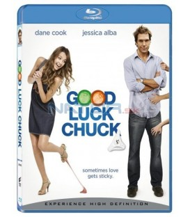 Klikař Charlie -Blu-ray (Good Luck Chuck)