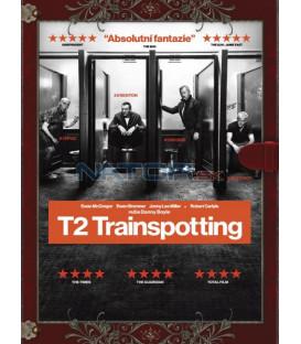 T2 TRAINSPOTTING 2017 Knižní edice DVD