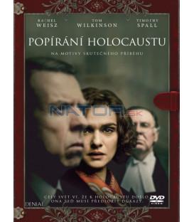 POPÍRÁNÍ HOLOCAUSTU 2016 (Denial) Knižní edice DVD