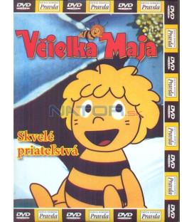 Včelka Mája - Báječná přátelství (Die Biene Maja) DVD