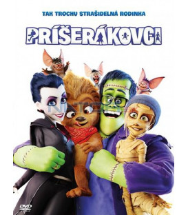 PŘÍŠERÁKOVI (Happy Family) 2017 DVD