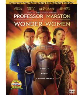 Professor Marston & the Wonder Women 2017 DVD