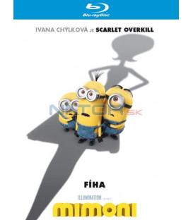 Mimoni (Minions) Blu-ray