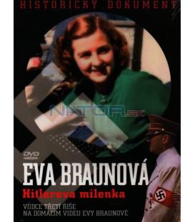Eva Braunová - Hitlerova milenka DVD