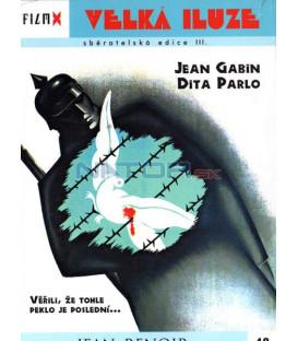 Velká iluze 1937 (La grande illusion) DVD