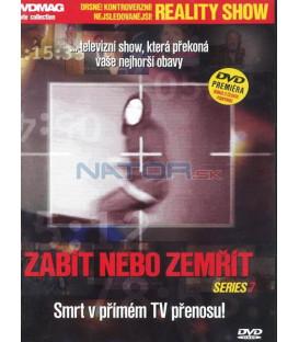 Zabít nebo zemřít 2001 (Series 7: The Contenders) DVD