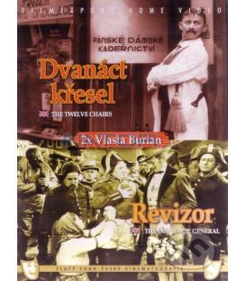 Dvanáct křesel / Revizor DVD